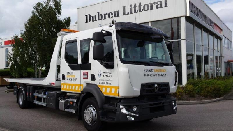 club d 39 entreprises du pont loby dunkerque focus sur dubreu littoral renault trucks. Black Bedroom Furniture Sets. Home Design Ideas